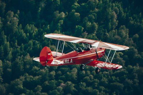 aeroclub_flugzeug in luft