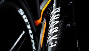 canyon_bike details